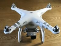 DJI Phantom 3 Advanced Including Backpack & Accessories (Total Retail Price : £1077)
