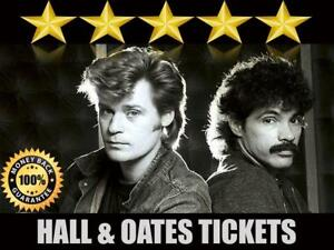 Discounted Hall and Oates & Train Tickets | Last Minute Delivery Guaranteed!