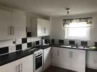 £450 3 bed flat unfurnished and clean