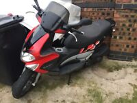 Gilera runner 125 scooter