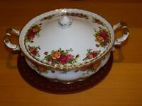 royal doulton old country roses china