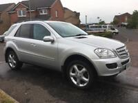 2007 Mercedes ML320 CDI Sport 4Matic Full Years MOT Immaculate Freelander Xtrail X5 Q5 Range Rover