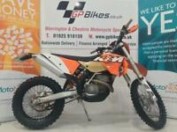 KTM 250 EXC-F ENDURO | ROAD REGISTERED | 98 HOURS | VERY CLEAN (orange) 2011