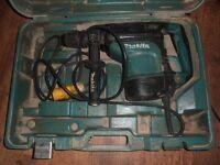 Makita Hammer drill HR4511C sds max 110V