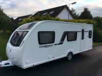 Swift Challenger Sport 585 2013
