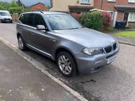image for BMW, X3, M SPORT, 2009, Manual, 2.0 DIESEL,