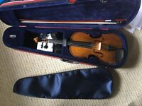 Stentor Student 2 Violin Outfit 4/4 - Excellent Condition/Barely Used