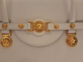 BRAND NEW Versace Leather Handbag