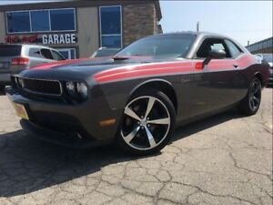 2014 Dodge Challenger R/T | SPORT HOOD | LEATHER| SUNROOF