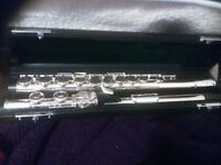 Pearl PF-661 Flute - Pristine Condition, as New. REDUCED FOR QUICK SALE £560 o.n.o