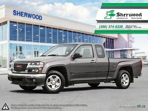 2009 GMC Canyon SLE Only 37,000KMS & PST PAID!!