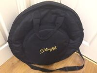 Stagg Cymbal Bag and Tambourine