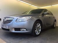 2009 | Vauxhall Insignia 2.0 CDTI Exclusiv | Manual | Diesel | 2 Former Keepers | Service History