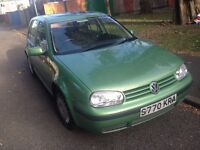 vw golf 4 1,9tdi 1997 tax mot 6 month birmingham