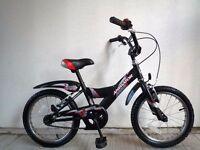 "(2010) 16"" 9.5"" GIANT ANIMATOR Boys Girls Childs BIKE BICYCLE; Age: 5-7; Height: 110-125 cm"