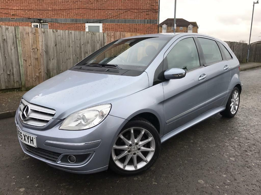 mercedes b class b170 manual 2005 excellent example and spec in newham london gumtree. Black Bedroom Furniture Sets. Home Design Ideas