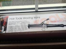 Jumbo Waving Irons/Tongs