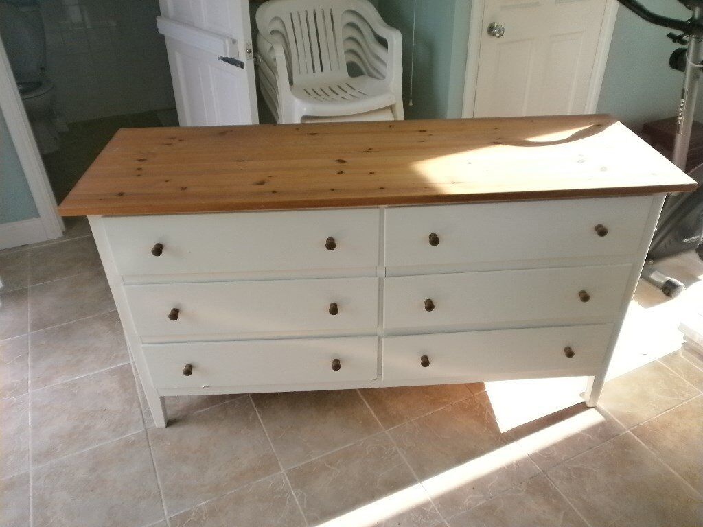 Modern, Country Kitchen, Double Sideboard / chest of ...
