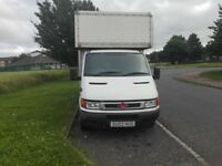 Iveco Luton Van 2002, Emaculate Condition 150000 Milege