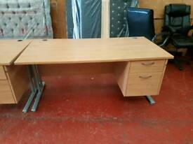 Beach Office Desks with draws