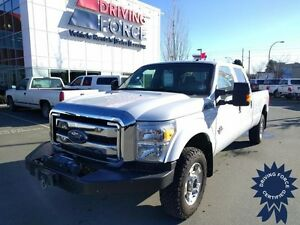 2015 Ford Super Duty F-350 SRW XLT Crew Cab 4x4 - 40,893 KMs
