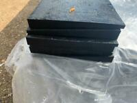 Barn Black painted featheredge ex32 x 175
