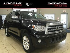 2014 Toyota Sequoia 4WD Platinum-Certified Pre-Owned! SPRING CLE
