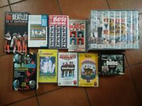 Beatles Rare Movies VHS including 8 Beatles Documentary set plus lots more!. Bargain.