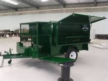 7x5 Lawn Mowing Box Trailers Coolaroo Hume Area Preview