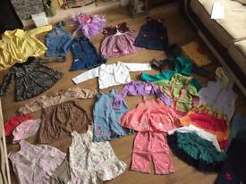 12- 24 months baby girl clothes amazing bundle