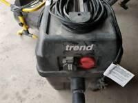 Trend dust extractor