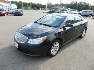 2012 Buick LaCrosse SUNROOF ONLY 48XXX KMS!