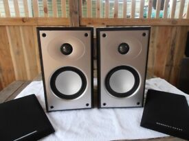 MORDAUNT SHORT MS 902 SPEAKERS BI WIRE - 2 way .