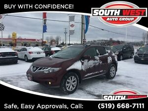 2011 Nissan Murano MINT, AWD, ROOF