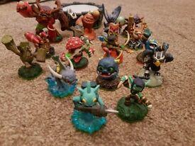 Skylander game figures