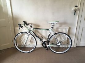 Claud Butler Vicenza road bike, excellent condition, recently serviced