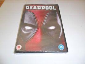 Deadpool DVD - Brand New & Sealed