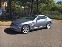 2004/53 Chrysler Crossfire 3.2V6 Auto✅FULL LEATHER✅215BHP✅SUMMERS HERE😎
