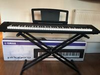 Yamaha Piaggero NP-31 76 Key Portable Digital Piano- Keyboard