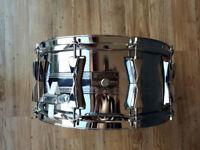 """Tama Powerline snare drum vintage 14"""" x 6.5"""" - 1980's - Japan"""