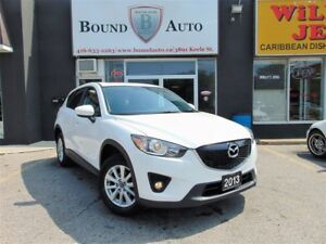 2013 Mazda CX-5 GS|AWD|B-UP CAM|S-ROOF|H-SEATS|B-TOOTH|P-GROUP