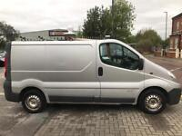 Renault Traffic. 2007, panel van, 12 months MOT, full service history, ready for work. No issues.