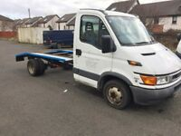 Iveco 2.8 td recovery