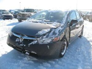 2007 Honda Civic just in for parts @ PICnSAVE Woodstock ws4619