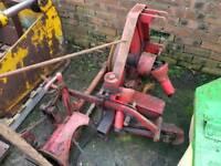 Tractor pto driven finger bar mower cutter £60