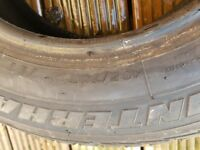 Winter tyre ( Tubeles) size 165 / 70 / R 13. Nearly new. Please call to view