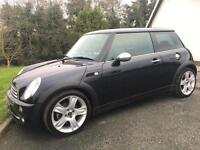 MINI COOPER 2006 ***MOT NOVEMBER 2017*** UPGRADED COOPER ALLOYS***