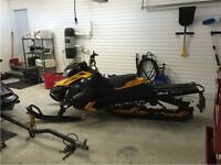 2013 Ski-Doo Summit 154 -