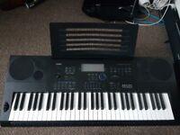 Casio ctk 6200 electronic keyboard