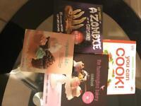 4 cupcake baking books